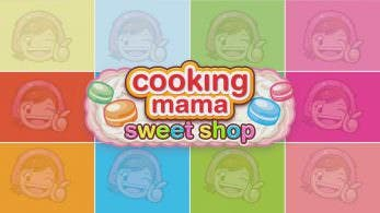 'Cooking Mama: Sweet Shop' llegará a las 3DS occidentales el próximo mes de abril