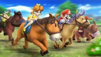 Nuevo tráiler de 'Mario Sports Superstars' centrado en la equitación