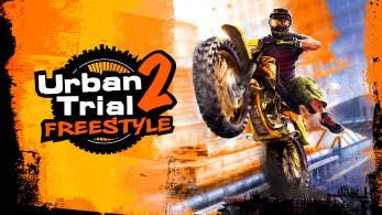 'Urban Trial Freestyle 2' confirma su lanzamiento en exclusiva para Nintendo 3DS