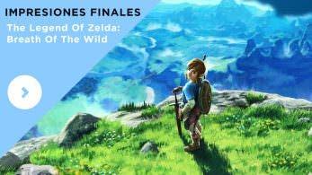 [Impresiones finales]'The Legend Of Zelda: Breath of the Wild'