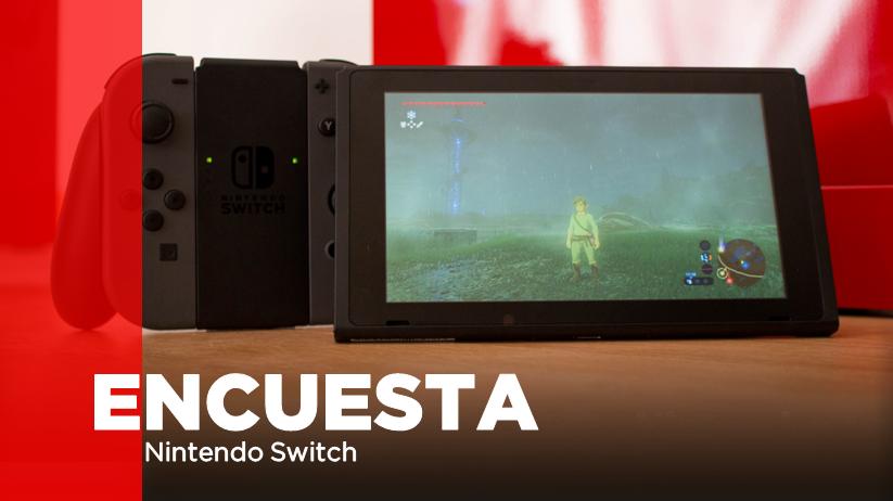 [Encuesta] ¿Cómo está siendo tu experiencia con Nintendo Switch?