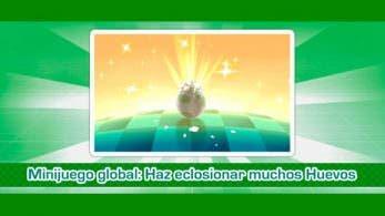 El quinto minijuego global ya ha comenzado en Pokémon Sol y Luna. ¡A eclosionar Huevos!