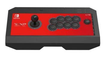 El Real Arcade Pro V Hayabusa Fight Stick y el HORIPAD Wired Controller para Switch llegarán a Norteamérica