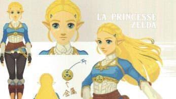 Nuevos artes conceptuales de The Legend of Zelda: Breath of the Wild. ¡Alerta de spoiler!