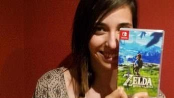 Conoce a Nerea Alfonso, la voz en castellano de Zelda en Breath of the Wild