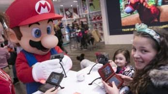 Imágenes del evento de lanzamiento de Mario Sports Superstars en la Nintendo NY