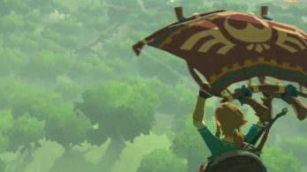 Nuevo reparto semanal de materiales para The Legend of Zelda: Breath of the Wild