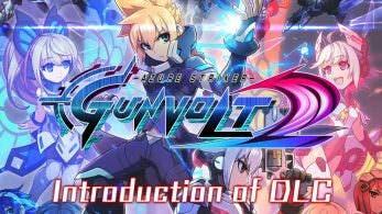 [Act.] Inti Creates nos presenta el último DLC de Azure Striker Gunvolt 2 en un nuevo vídeo