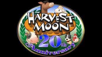 No te pierdas el genial y extenso tráiler del 20º aniversario de Harvest Moon