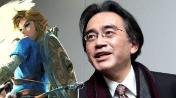 Este fan cree haber hallado un tributo a Satoru Iwata en The Legend of Zelda: Breath of the Wild