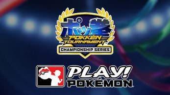 Anunciada la Serie de Campeonatos de Pokkén Tournament 2017