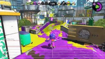 Digital Foundry somete a test la resolución de Splatoon 2 Global Testfire