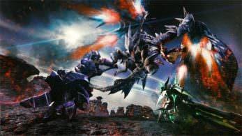 Nintendo 3DS recibe en Japón una app para transferir datos a la versión de Switch de Monster Hunter XX