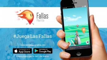 Fallas Play & Go, la versión alternativa de Pokémon GO para las Fallas de Valencia
