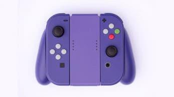 Así es como lucen los Joy-Con de Nintendo Switch al estilo GameCube
