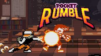 [Act.] Pocket Rumble se lanzará el 5 de julio en Nintendo Switch