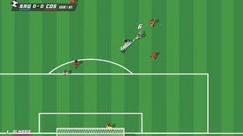 Super Arcade Football podría llegar a Switch