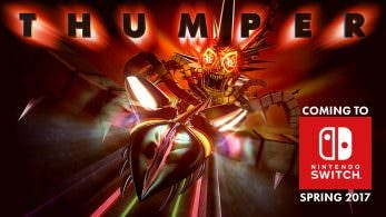 [Act.] Tráiler y tamaño de la descarga de Thumper, gameplays y comparativas con PS4