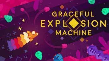 Vertex Pop comparte las ventas de Graceful Explosion Machine en Switch y confirma un nuevo juego para la consola para 2019