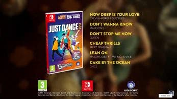 Tráiler de lanzamiento de Just Dance 2017 para Nintendo Switch
