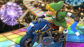Mario Kart 8 Deluxe se actualiza a la versión 1.2.1