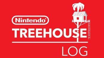 Nintendo inaugura el Nintendo Treehouse Log en Tumblr