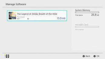 No podremos transferir partidas guardadas en Switch por ahora
