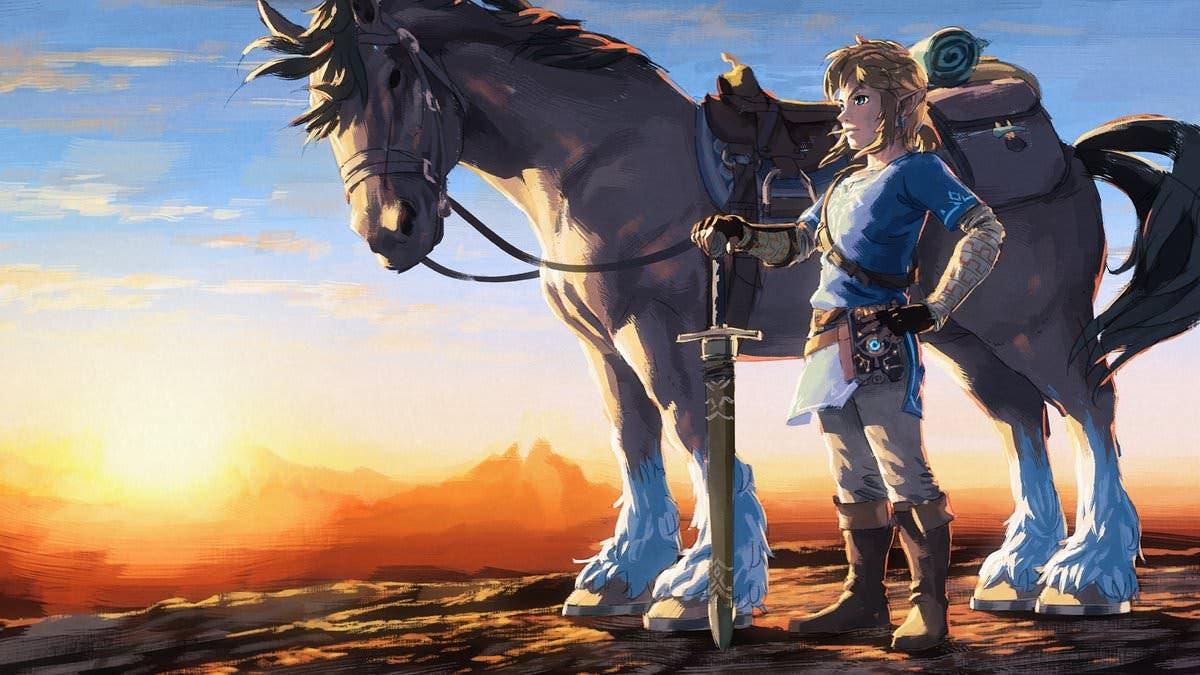 [Act.] Nintendo agradece a los jugadores de Zelda: Breath of the Wild y Splatoon 2 con nuevos fondos de pantalla