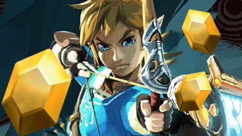 Este minijuego de The Legend of Zelda: Breath of the Wild nos permite ganar Rupias infinitas