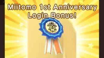 Miitomo recibe nuevas Decoraciones diarias y la recompensa por su primer aniversario (6/4/17)