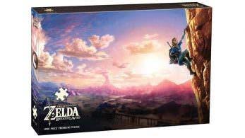 Este puzle oficial de The Legend of Zelda: Breath of the Wild ya está disponible en la Nintendo NY Store