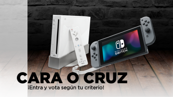 Cara o Cruz #30: ¿Podrá Switch superar en ventas a Wii?