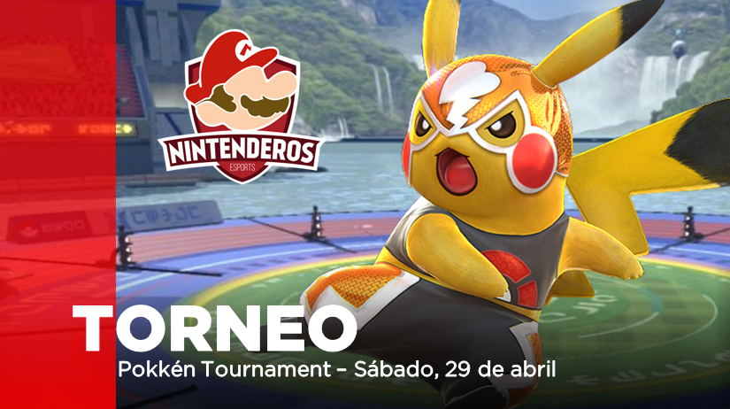 Torneo Presencial Pokkén Tournament | 2º Pokkén Meltdown Valencia