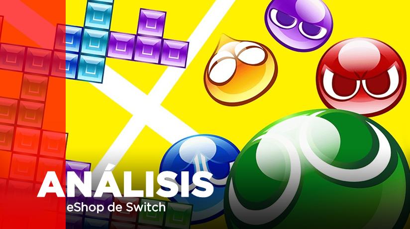 [Análisis] Puyo Puyo Tetris
