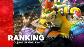 [Ranking] Los 10 objetos más útiles de la saga Mario Kart
