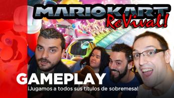 Mario Kart Revival! ¡Jugamos a todos sus títulos para consolas de sobremesa!