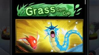 [Act.] La Grass Gym Cup arranca en Pokémon Duel