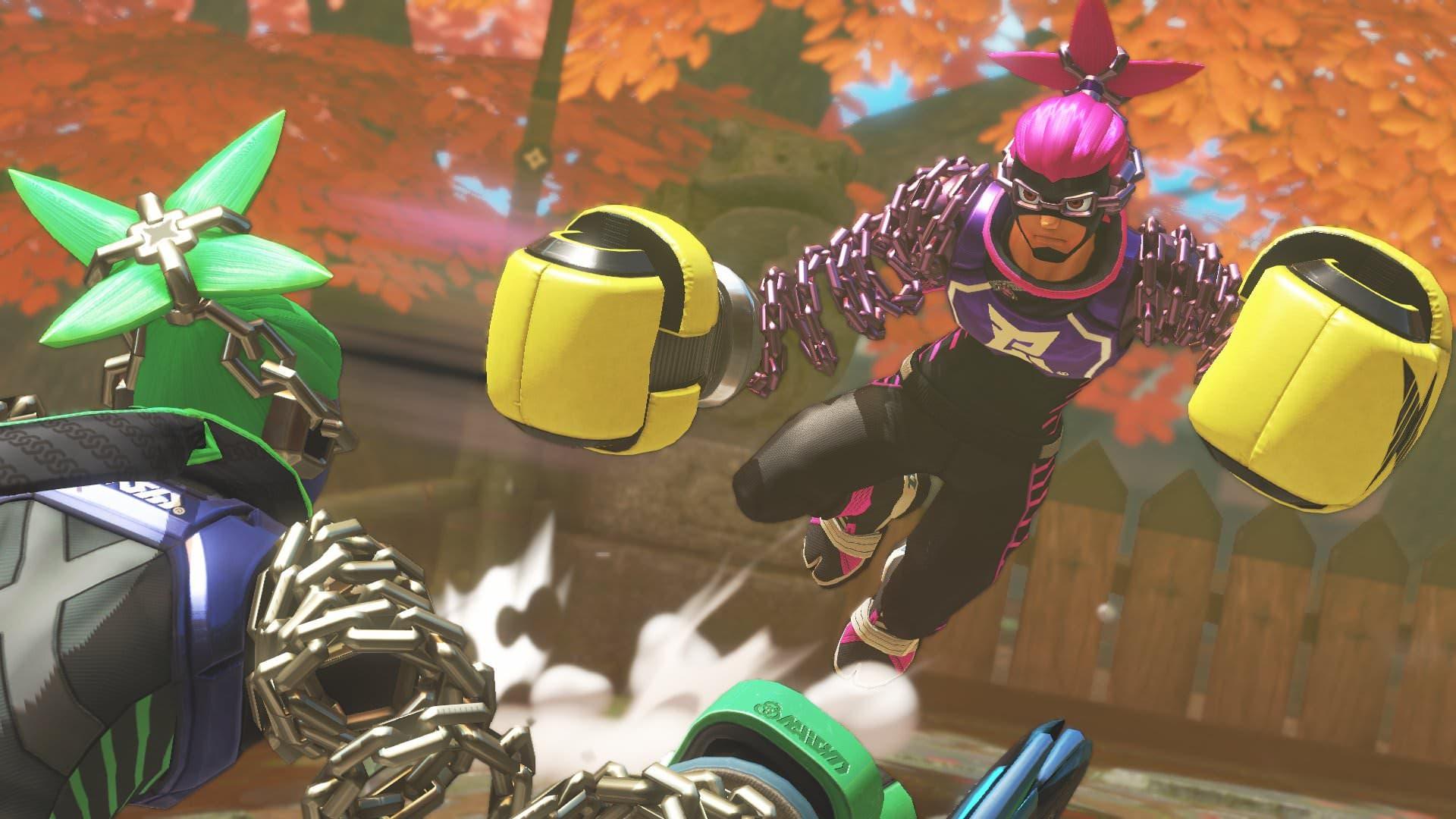 [Act.] Es probable que veamos nuevos contenidos de ARMS en el Nintendo Treehouse de hoy
