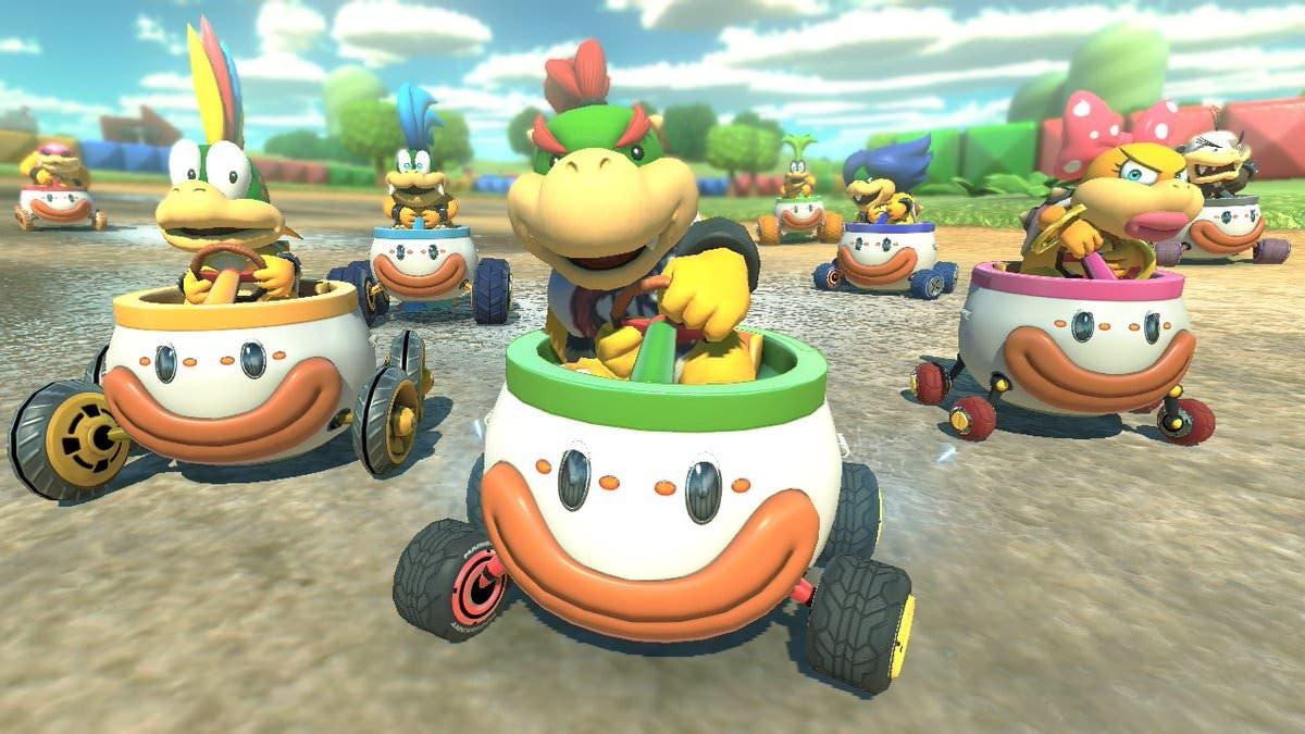[Act.] Así funciona el modo de juego LAN en Mario Kart 8 Deluxe