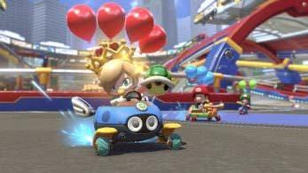 El modo online de Mario Kart 8 Deluxe consume 130 MB de datos móviles en media hora