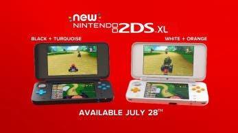 [Act.] Nuevos detalles de New Nintendo 2DS XL
