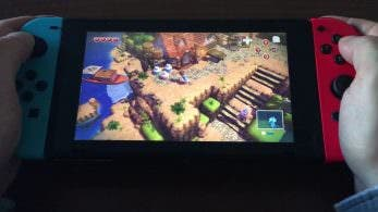 [Act.] Primer gameplay de Oceanhorn en Nintendo Switch