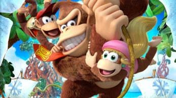 Ya está disponible el sitio web americano de Donkey Kong Country: Tropical Freeze