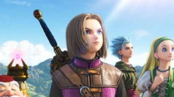 [Act.] Yuji Horii reconfirma que Dragon Quest XI está en desarrollo para Nintendo Switch