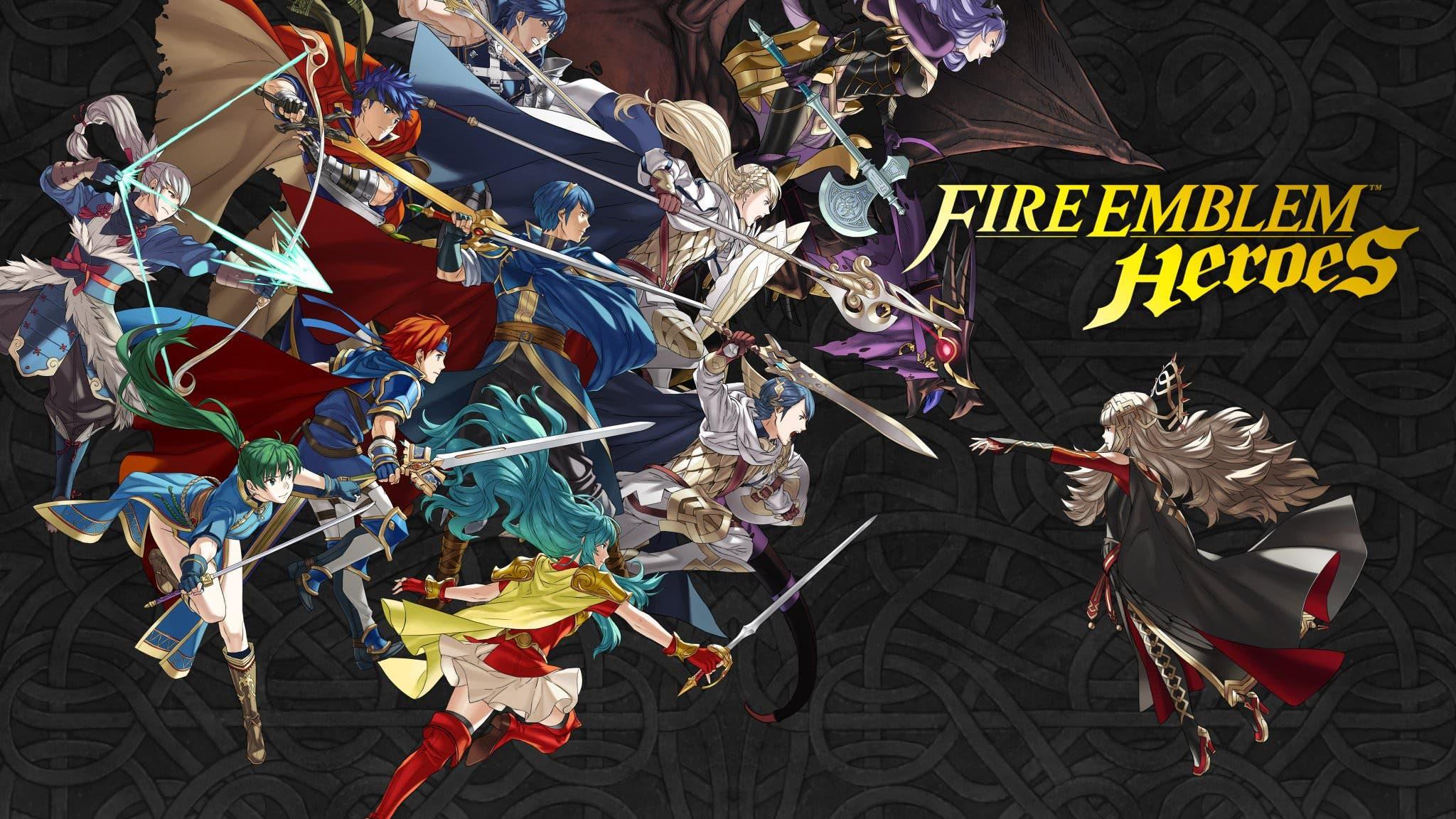 Resultado de imagen de fire emblem heroes