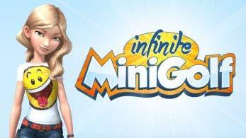 Infinite Minigolf llegará a Nintendo Switch esta misma primavera