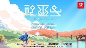 Chris Chau, CEO de Circle Entertainment, revela que Kamiko 2 está en desarrollo
