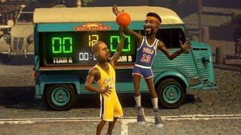 Conocemos el plantel completo de jugadores presentes en NBA Playgrounds