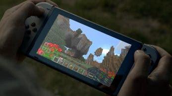 Una hora de gameplay de Minecraft: Nintendo Switch Edition