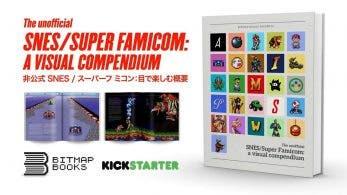 El artbook Super Nintendo Visual Compendium consigue su objetivo de financiación en Kickstarter